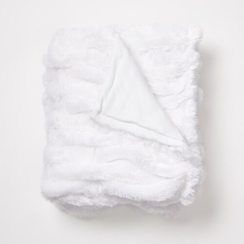 Product photo of a Dormify throw blanket