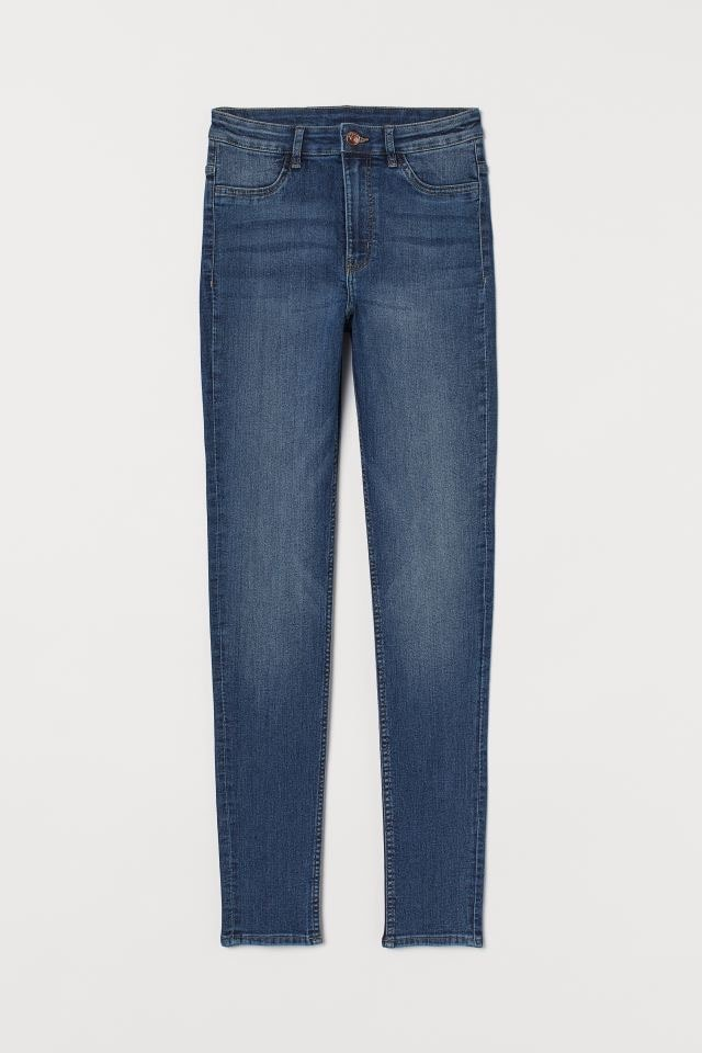 Product photo of H&M Jeans, one of our favorite cheap denim brands with the best fitting jeans
