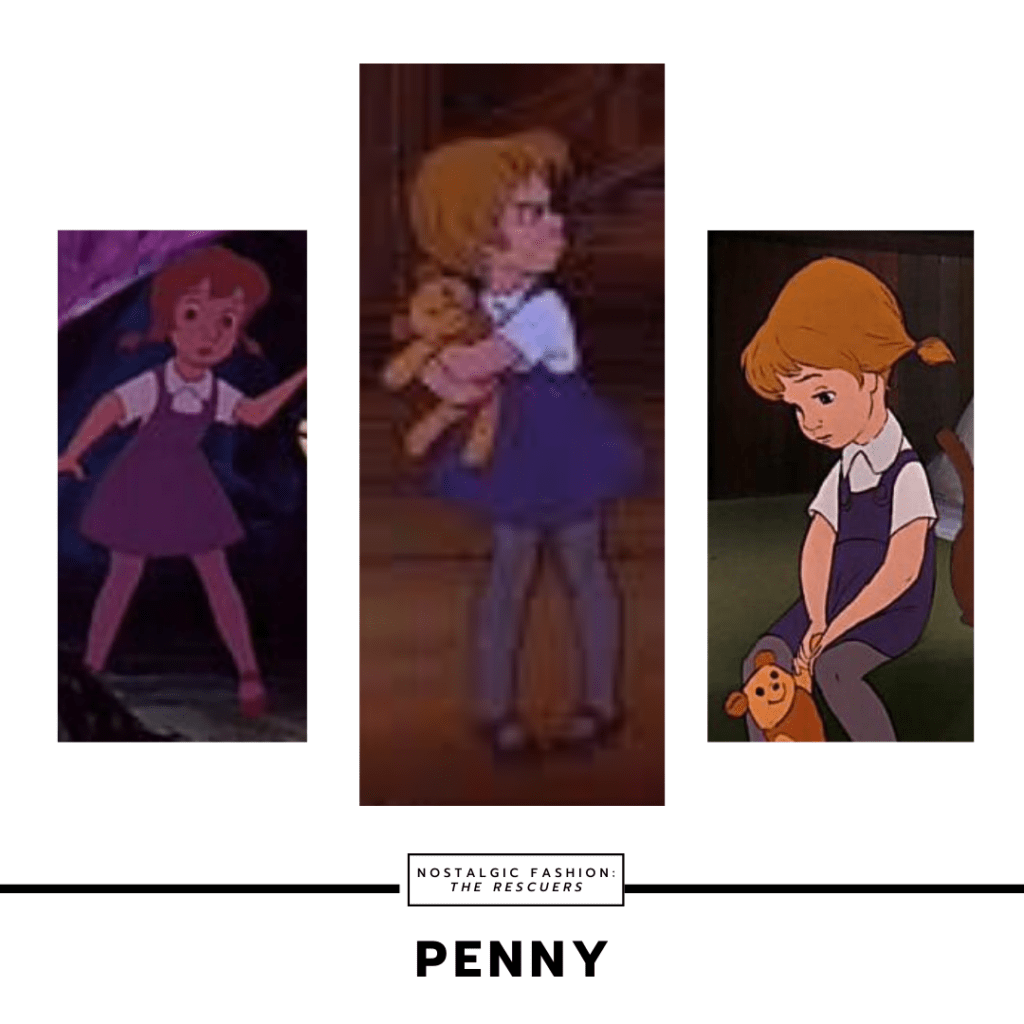 Penny from The Rescuers