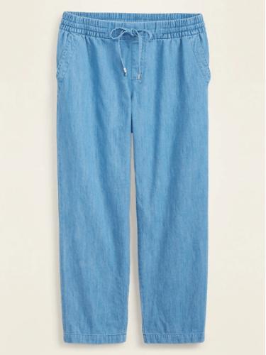 Product photo of Old Navy palazzo pants