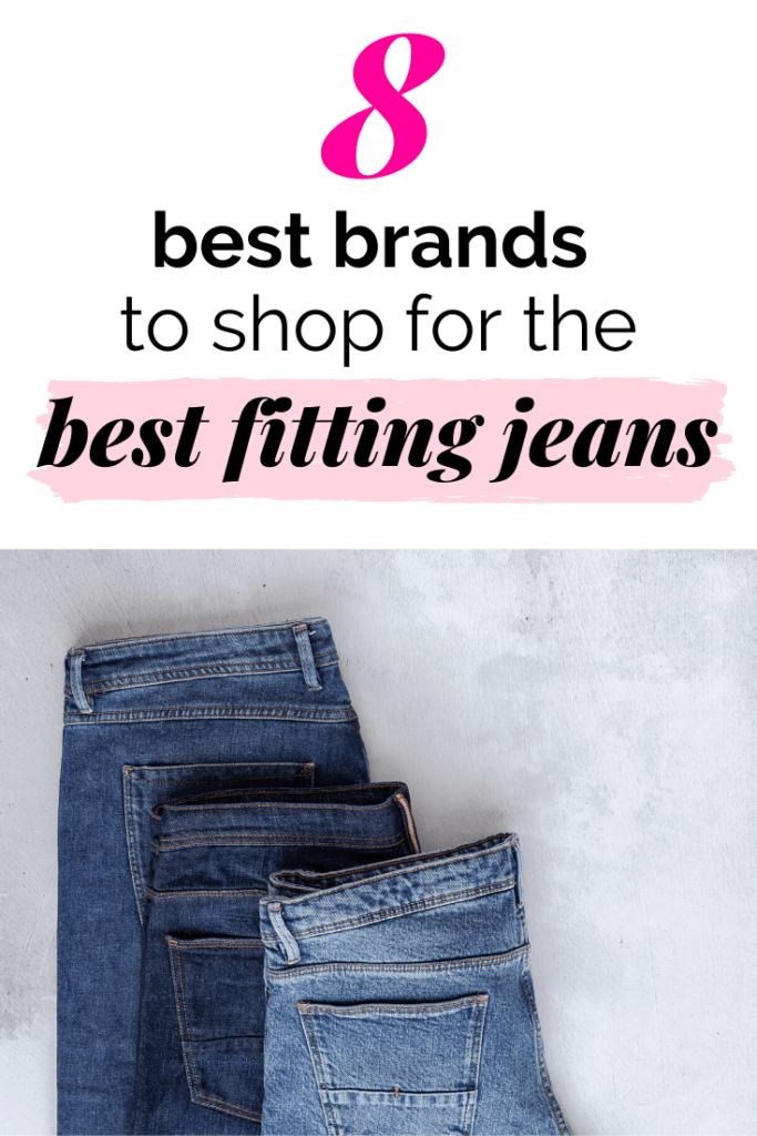 8 best brands to shop for the best fitting jeans around