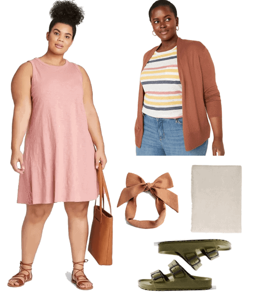 Three Comfortable and Stylish Plus-Size Quarantine Outfits | Outfit #3