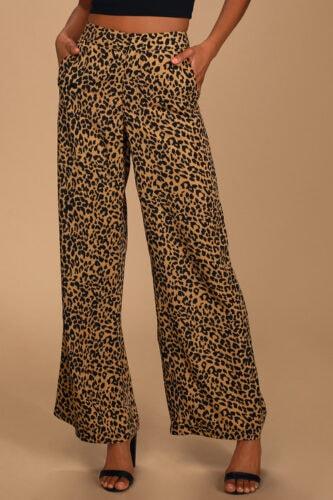 Product photo of Lulus palazzo pants