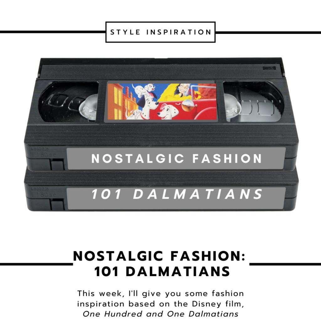 Style inspiration: Disney's 101 dalmatians fashion guide