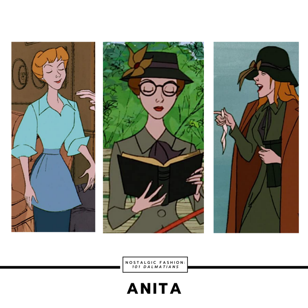 Anita from 101 dalmatians