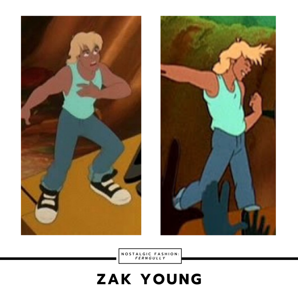 Zak Young from Ferngully