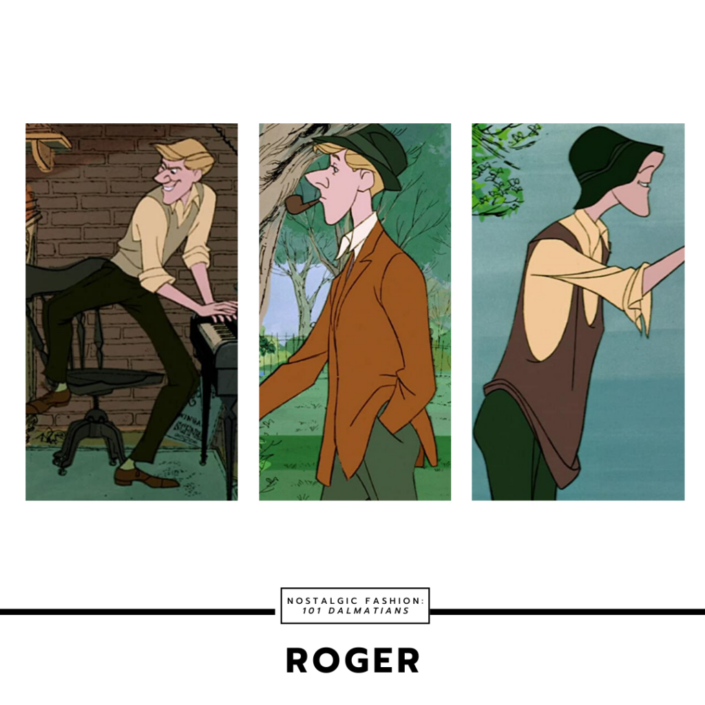 Roger from 101 dalmatians
