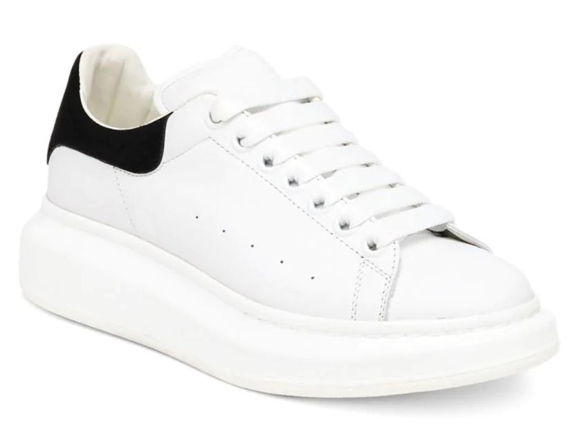 Classic style 101: Alexander mcqueen sneakers