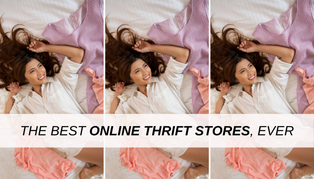 The best online thrift stores guide