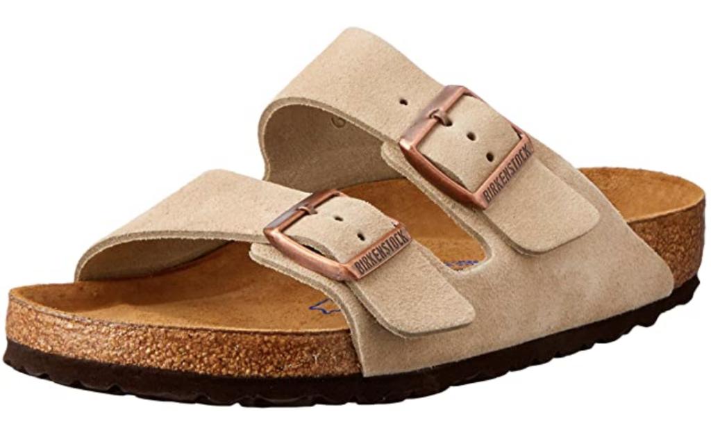 Birkenstock sandals, a boho style staple