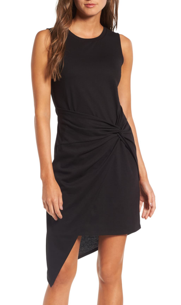 Classic style LBD from Nordstrom