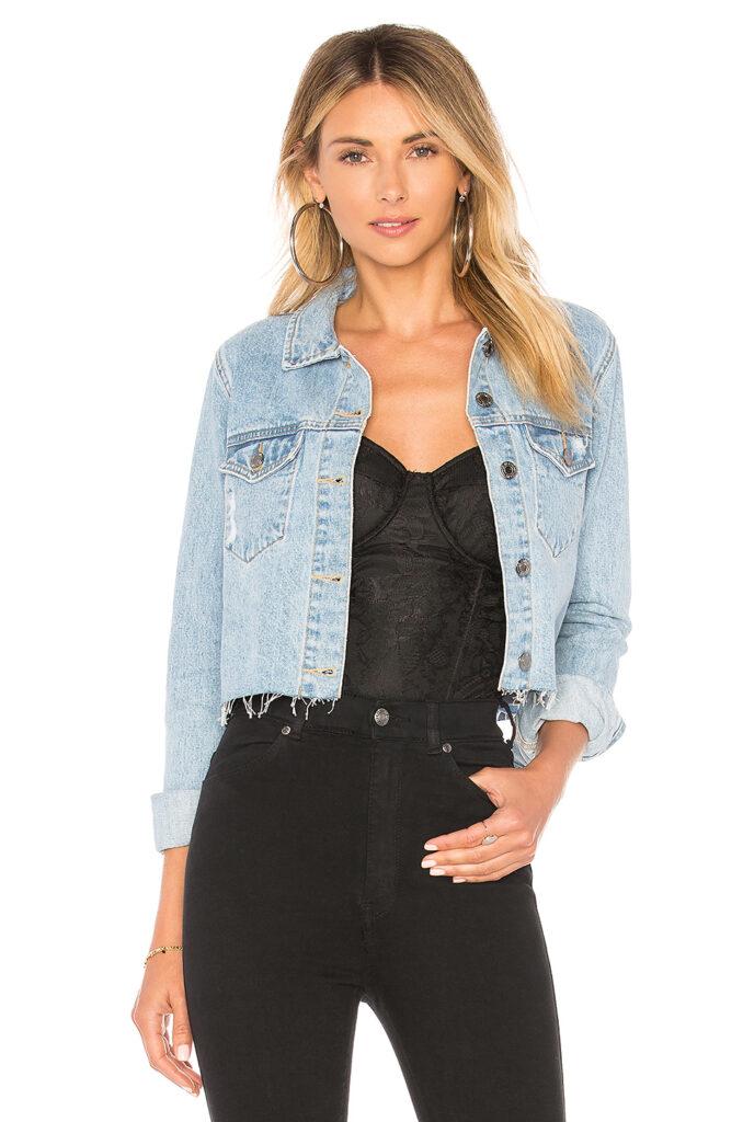 Dr. Denim jean jacket from Revolve