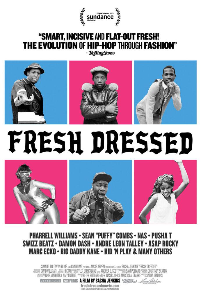 Fresh Dressed documentary movie poster