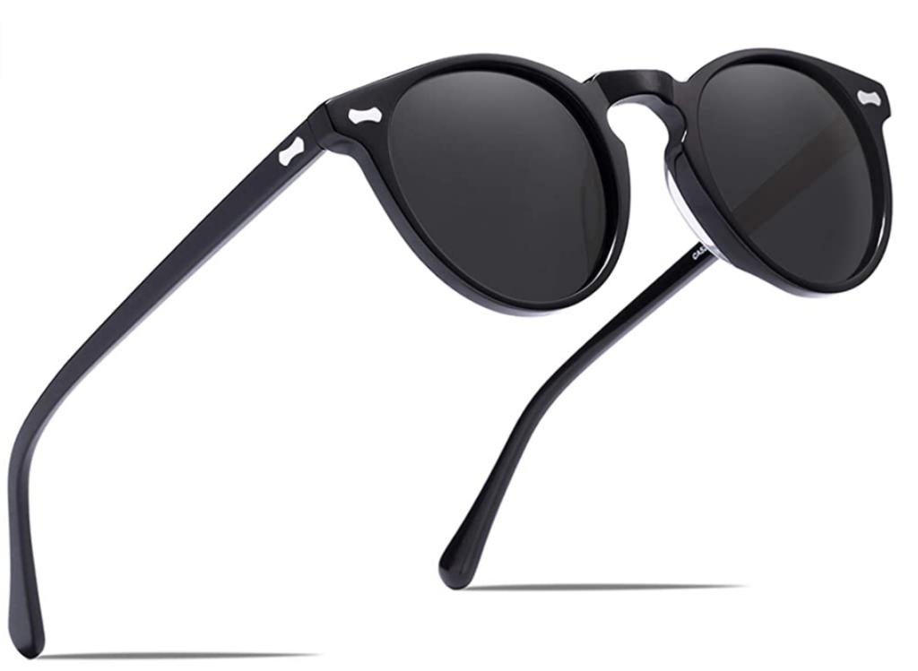 Meghan Markle inspired black sunglasses