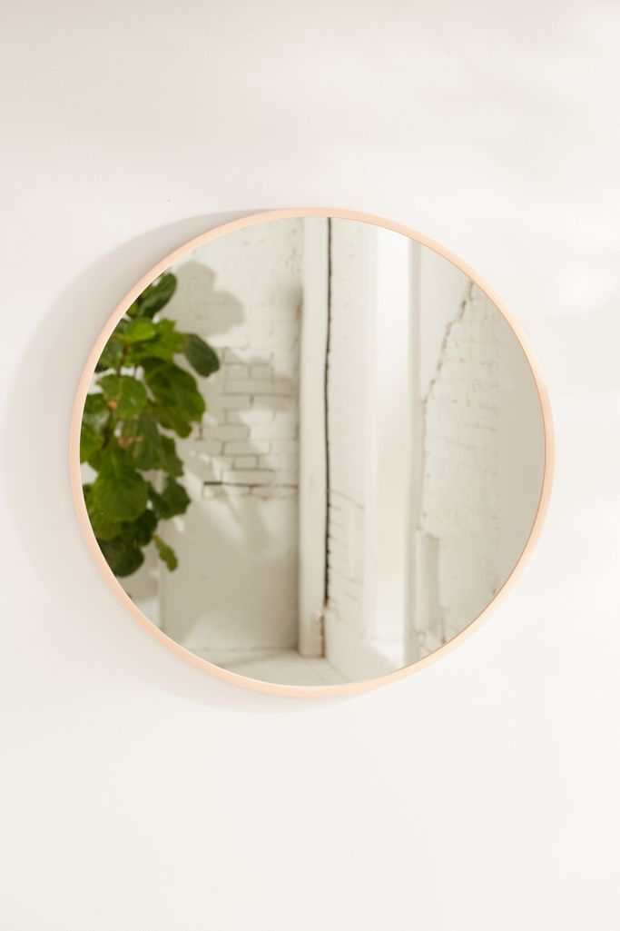 Oversized wall mirror from Urban Outfitters