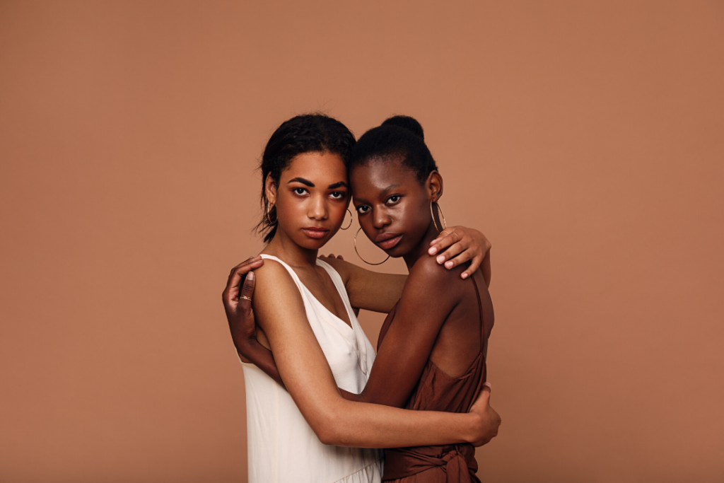Black models in the fashion industry
