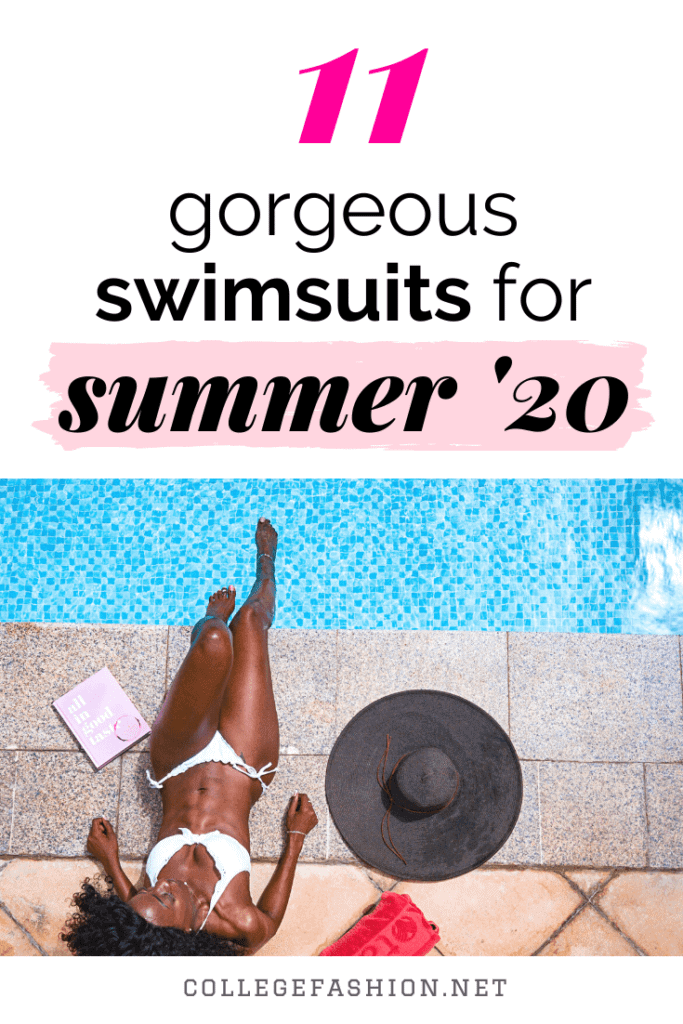 Best swimsuits 2020 -- 11 gorgeous swimsuits for summer 2020