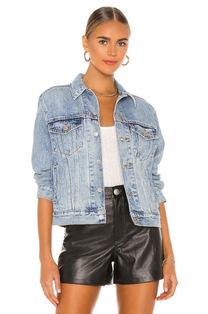 Trucker jacket from Revolve