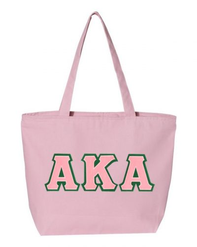Custom sorority tote bag from Greek Gear