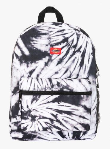 tie-dye backpack for streetwear style.