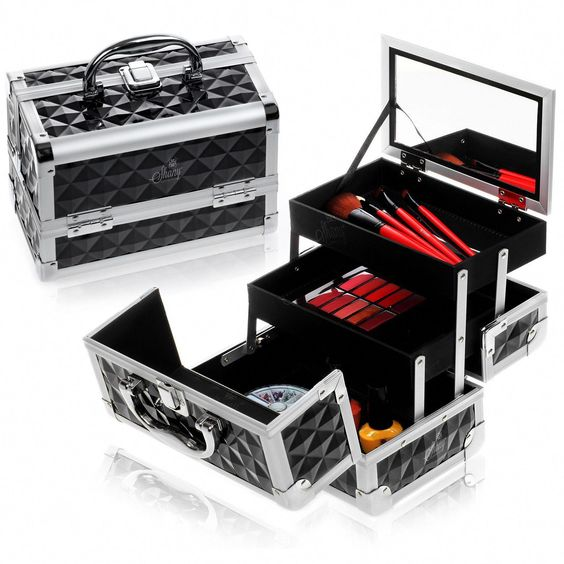 Makeup case from Overstock