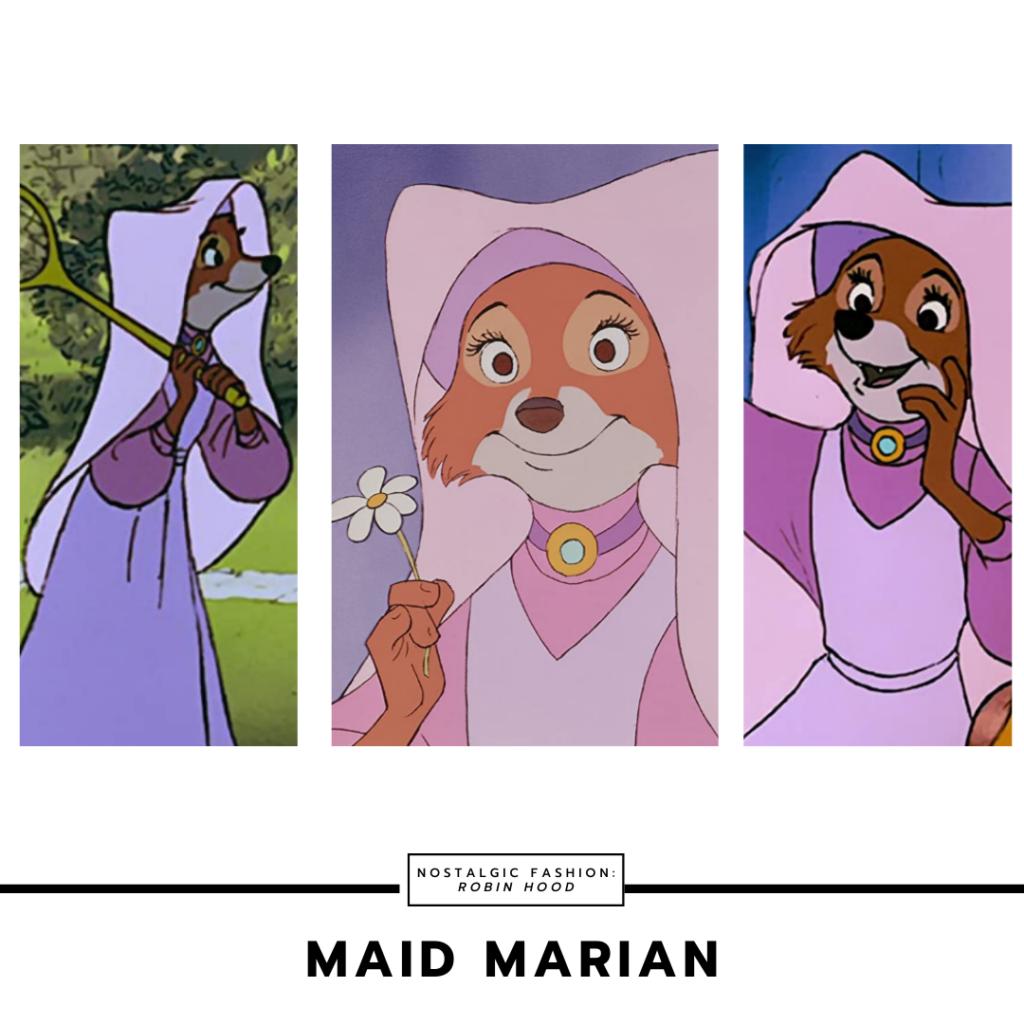 Maid Marian 1973 Character