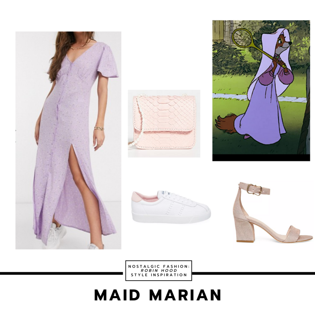 Maid Marian 1973 Style Inspiration Look