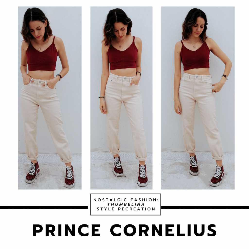 Prince Cornelius Outfit Recreation
