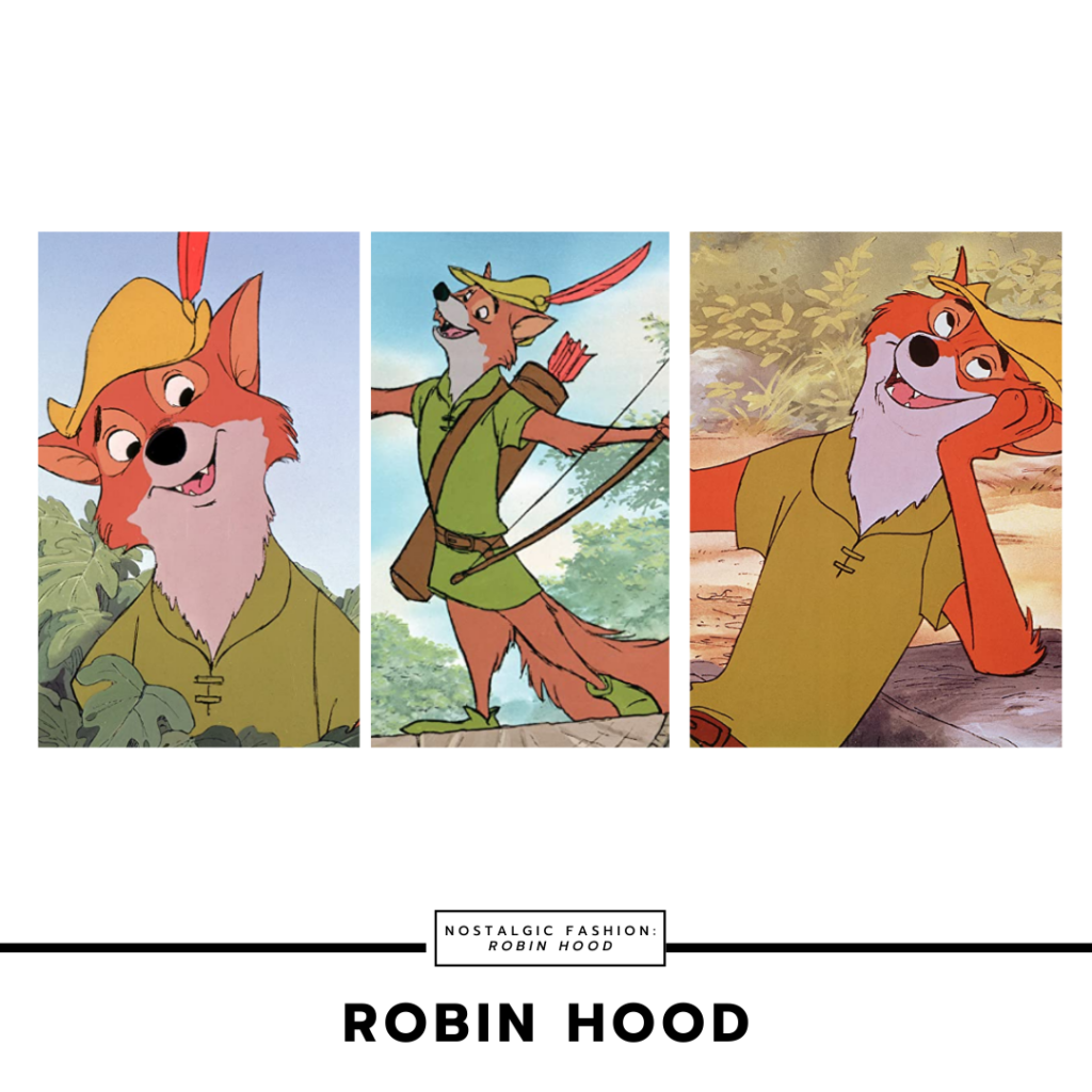 Robin Hood 1973 Character