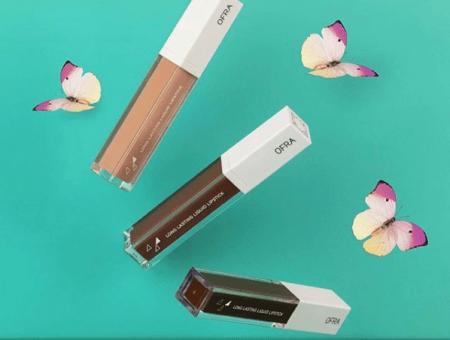 Stock Photo of Ofra Cosmetics Liquid Lipsticks