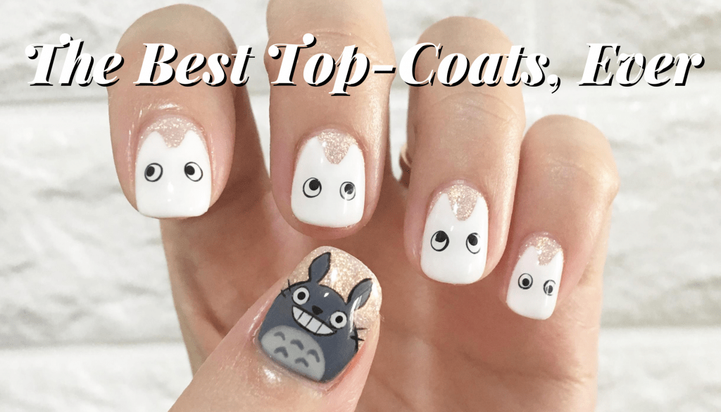The all time best top coats