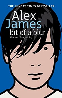 Cover of Alex James's Bit of a Blur