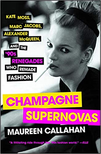 Glamorous books: Cover of Maureen Callahan's Champagne Supernova
