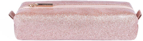 Mini glitter makeup bag from Amazon