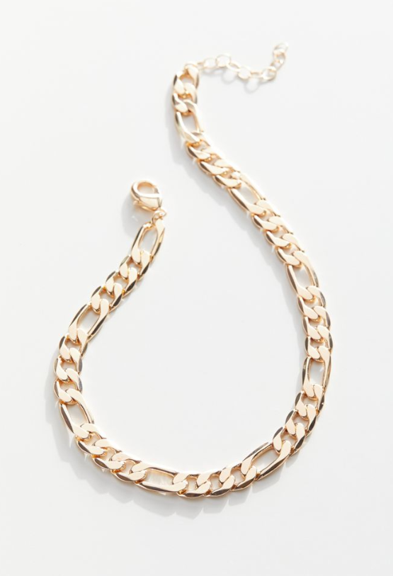 Chunky chain necklace from urban Outfitters