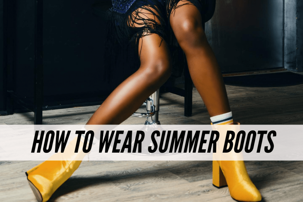 Summer boots guide: How to wear boots in summer, the fashion girl way