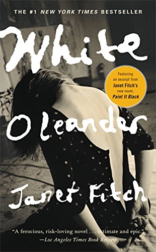 Glamorous books: Cover of Janet Fitch's White Oleander