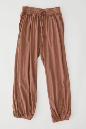 Mushroom brown sweatpants