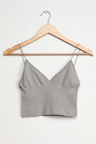 Gray cami top from Lulus