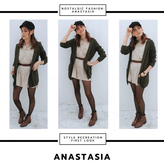Anastasia Look 1
