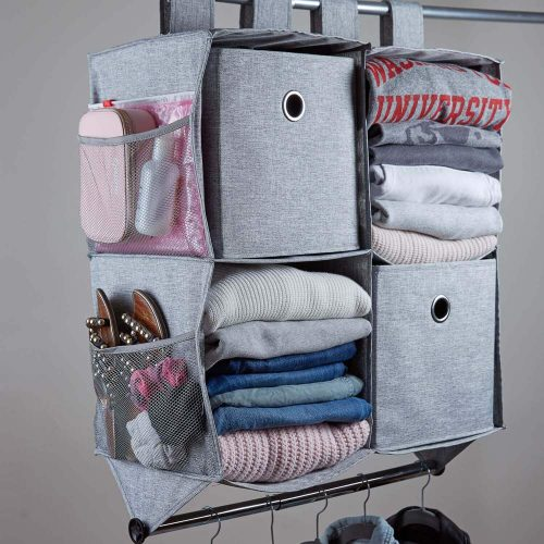 Unexpected items to bring to college - Clothes rack from Dormify
