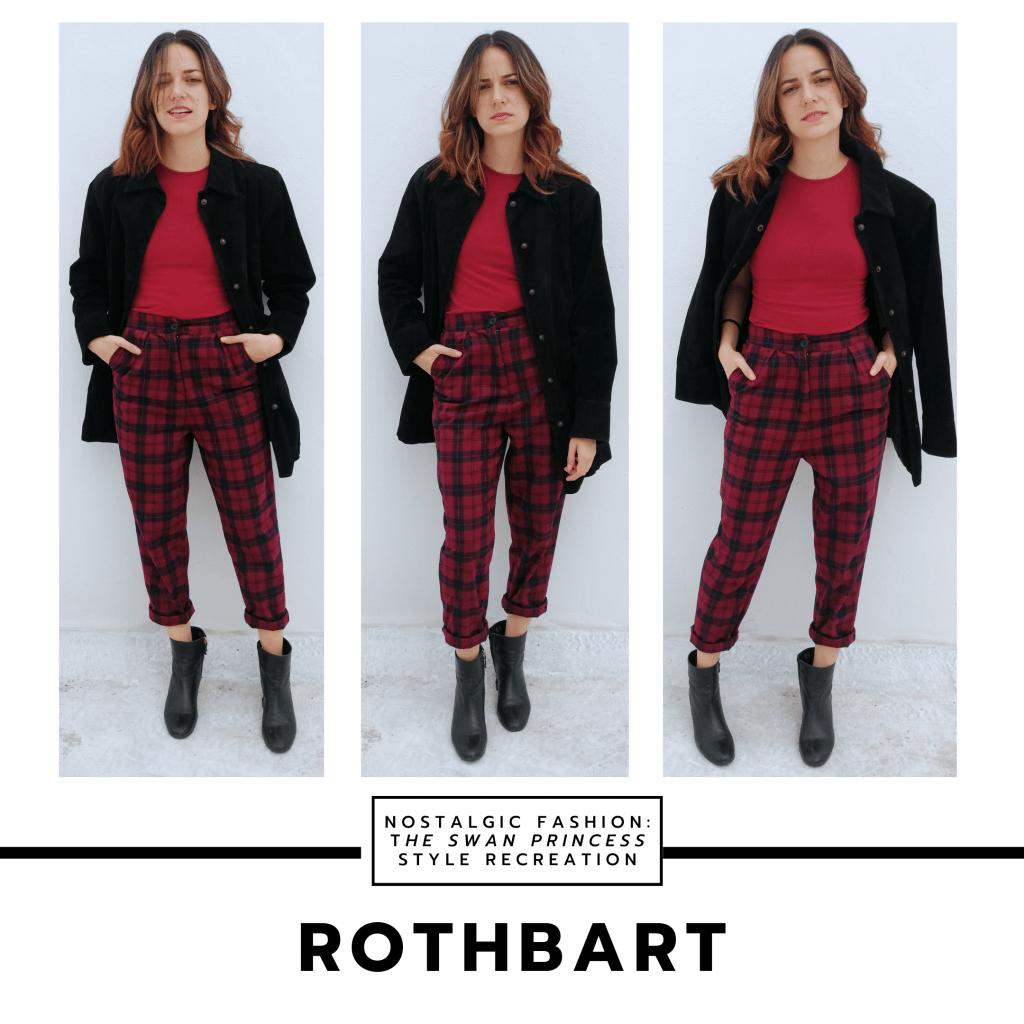 Rothbart Style Recreation