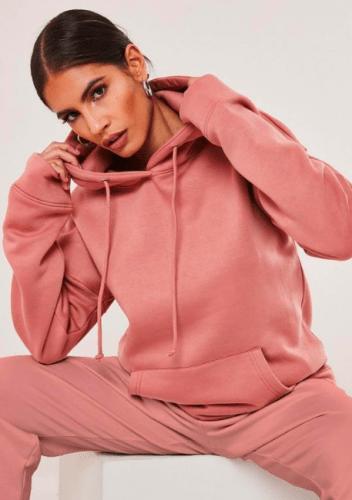 Earth tone fashion guide: Missguided rose sweat set
