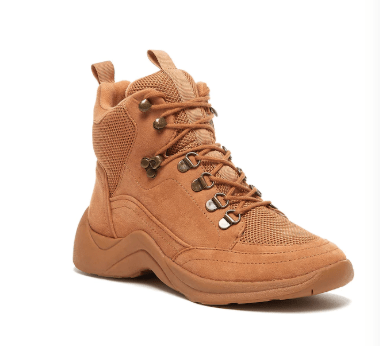 light brown hiking boots, shoes for different occasions