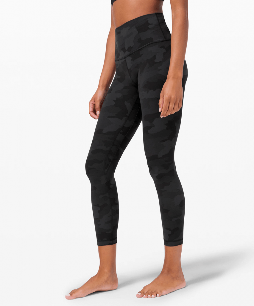 Lululemon align leggings - college wardrobe essentials