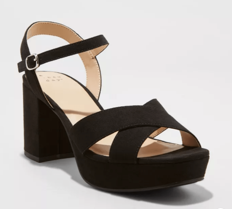 black suede pumps, shoes for different occasions