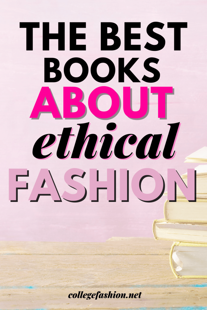 The best books about ethical fashion