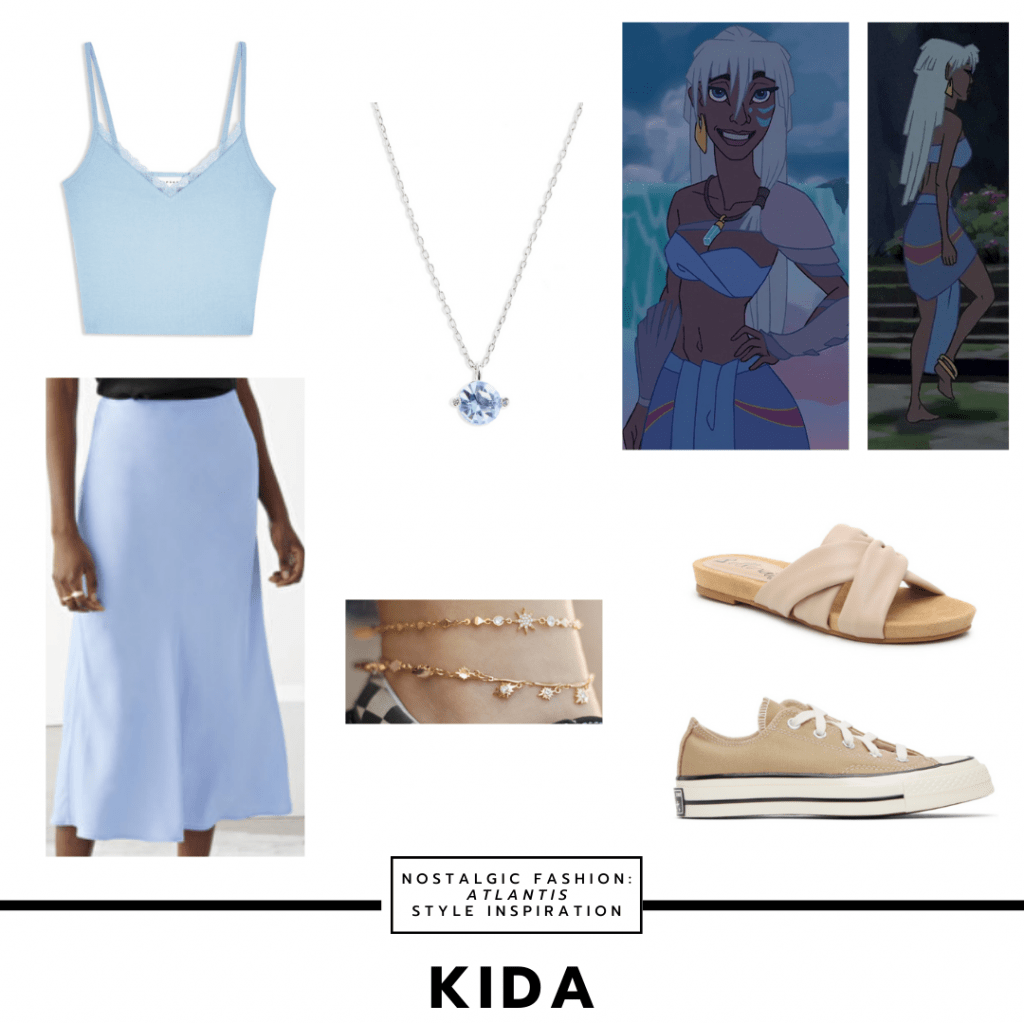 Kida outfit from Atlantis, the Lost Empire