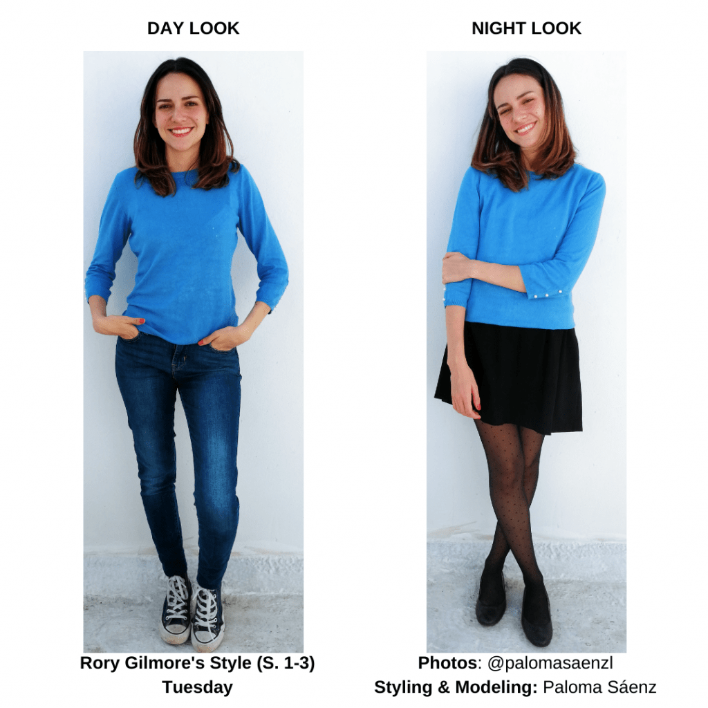 Gilmore Girls Outfits I Dressed Like Gilmore Girls Characters For A Week Here S What Happened College Fashion