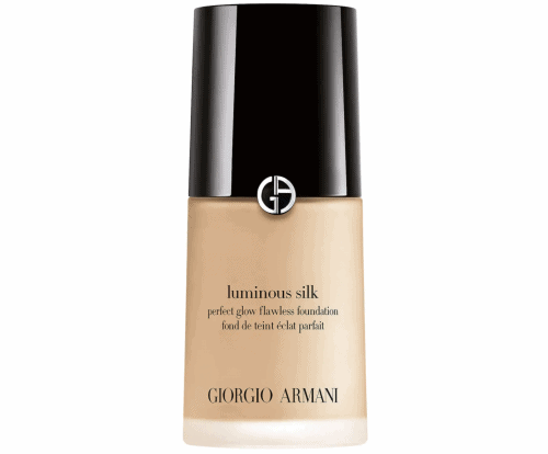Armani beauty luminous silk foundation from sephora